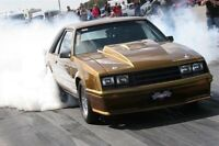 FORD MUSTANG DRAG CAR 8.0 SECOND FOR SALE