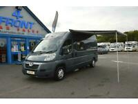 Swift Mondial EL PEUGEOT BOXER 2 BERTH 4 TRAVELLING SEATS MOTORHOME