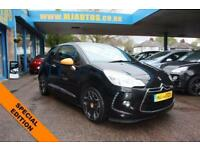 2014 64 CITROEN DS3 1.2 DSIGN BY BENEFIT 3DR 82 BHP