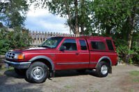1994 Ford Ranger 4x4 4.0L Low Miles