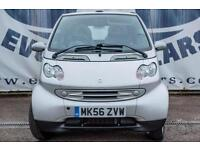2006 SMART FORTWO PASSION SOFTOUCH CABRIOLET FULL SERVICE HISTORY LAST AT 31K NE