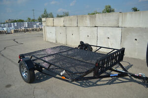 Kendon Stand Up Double ATV trailer, Stores upright in 8`X2` Kitchener / Waterloo Kitchener Area image 7