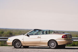 Volvo C70 Convertibles 1999 E-tested Excellent Condition