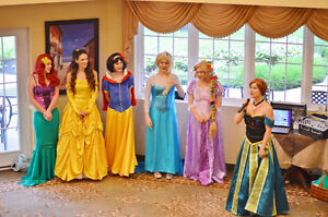 Winter Wonderland Princess Ball Cambridge Kitchener Area image 1