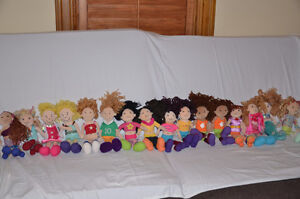 Groovy Girls - 16x Groovy Girls - Some Rare!