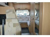 Elddis Majestic 145 PEUGEOT 4 BERTH 4 TRAVEL SEAT MOTORHOME