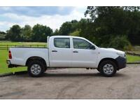 2014 TOYOTA HILUX HL2 D-4D 4X4 DOUBLE CAB PICK UP TRUCK DIESEL MANUAL DIESEL MAN
