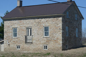 BEAUTIFUL RESTORED STONE HOME PERTH!