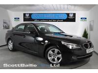 2008 58 BMW 5 SERIES 2.0 520D SE 4D 175 BHP DIESEL