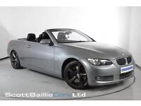 2007 BMW 3 SERIES 3.0 335I SE 2D 302 BHP