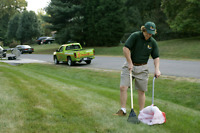Dog Poop Cleanup - Book Now!