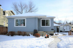 New Price 387500-Waskasoo Home For Sale next to Red Deer River
