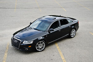 2010 Audi A6 S-Line 3.0T Supercharged