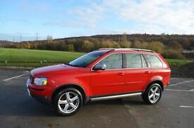 VOLVO XC90 D5 2.4 R DESIGN SE, AUTOMATIC, 2010 10 PLATE, 7 SEATER
