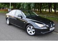 2008 08 BMW 5 SERIES 2.0 520D SE 4D AUTO 175 BHP DIESEL