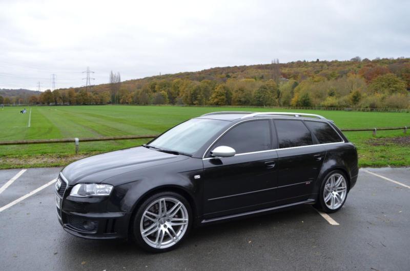 Audi Rs4 Avant 42 Quattro 2006 56 Plate In Bradford West