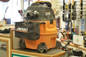 Ridgid shop vacuum for sale!!!