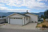 Salmon Arm - 3 bdrm, 2 bath Home with Lake and Valley Views