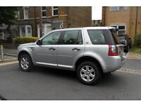 2011 Land Rover Freelander 2 2.2 Sd4 GS 5dr 4WD ( 190bhp ) 4X4 Auto Full History