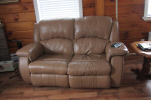 Divan sofa fauteuil causeuse inclinable 2 places couch