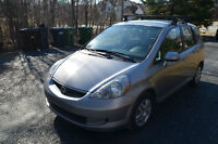 2008 Honda Fit DX Berline