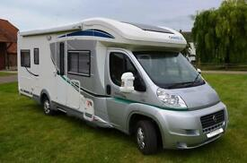 6-Berth Chausson Suite Relax motorhome SOLD, SIMILAR REQUIRED