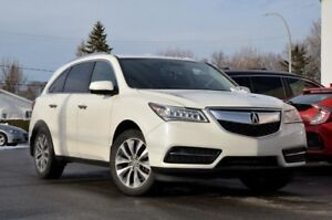 2014 Acura MDX CUIR DVD MAGS TECHNOLOGIE PACKAGE