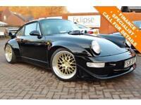 1989 F PORSCHE 911 (964) 3.6 CARRERA 4 2D 250 BHP COLLECTABLE RARE CAR 60K MILES