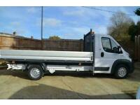 2017 FIAT Ducato Maxi 35 Euro 6 Extended Frame 14ft Dropside 130ps DIESEL MANUAL