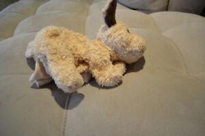 Assortment of stuffed, plush animals, teddys...