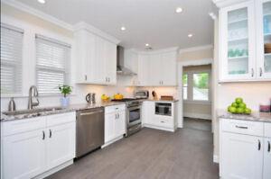 Maple WOOD Cabinets 50% OFF+Granite/Quartz Countertops SALES