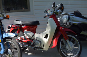 2010 symba scooter