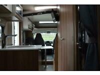 Swift Escape 695 FIAT DUCATO ULEZ COMPLIANT 6 BERTH 5 TRAVELLING SEATS MOTORHOME