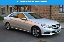 2013 63 MERCEDES-BENZ E CLASS 2.1 E300 BLUETEC HYBRID SE 4D AUTO 202 BHP