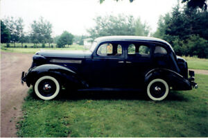 1936 Pontiac Master Six - Silverstreak
