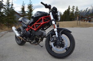 Ducati Monster Season end Deal!