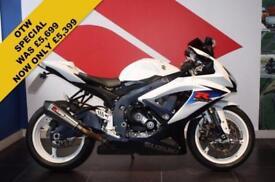 2011 11 SUZUKI GSX-R600 LO 599CC