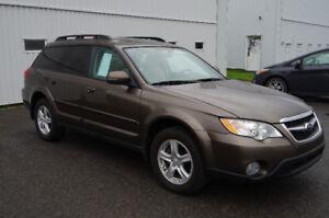 2009 Subaru Outback PZEV Plus Touring Familiale