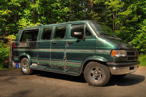 1994 Dodge Ram Van Regency Conversion