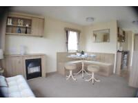 WOW! Immaculate 8 berth static Durham Heritage Coast Open All Year Pet Friendly