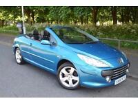 2008 Peugeot 307 CC 2.0 HDi Sport 2dr