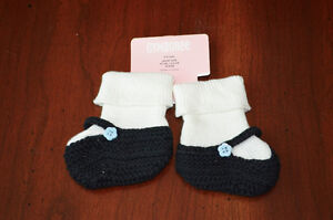 Gymboree slippers 0-3 months London Ontario image 1