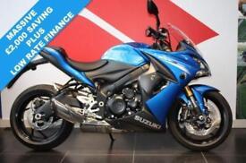 2016 SUZUKI GSX-S1000 F, BLUE, BRAND NEW PRE REGISTERED!