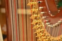 Cours de Harpe à Montréal