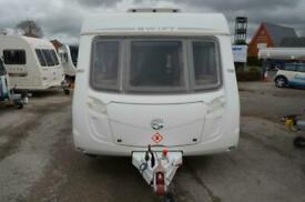 2008 - Swift Challenger 480 - 2 Berth - End Washroom - Touring Caravan - SOLD