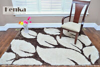Top Quality Handmade Shag Rugs, Free Delivery