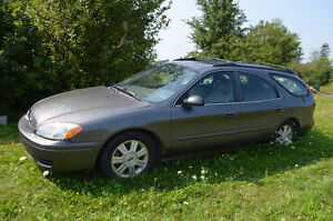 2005 Ford Taurus SEL Wagon for Parts or Repair