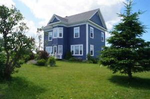 3-4 bedroom Heritage Home in beautiful Cape Breton