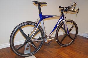 VÉLO/TT Triathlon bike GURU CRONO