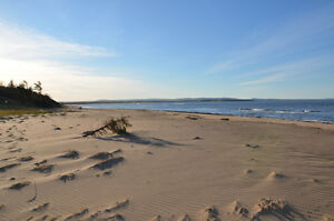 Nova Scotia Access to Beautiful Sand Beach
